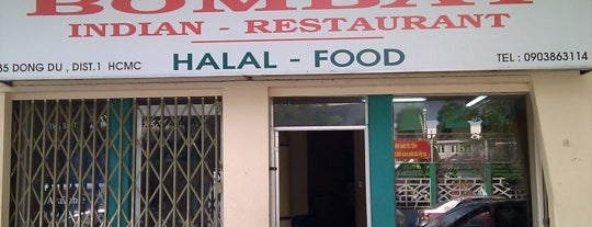 Bombay Indian Restaurant is one of Saigon Eats.