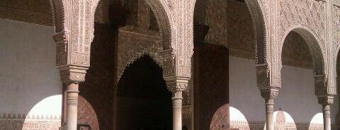 Palacios Nazaríes is one of 101 cosas que ver en Andalucía antes de morir.