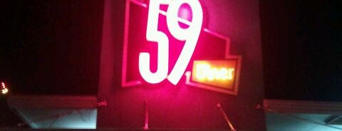 59 Diner is one of My Houston Spots.