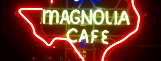 Magnolia Cafe is one of Austin Breakfast & Brunch.