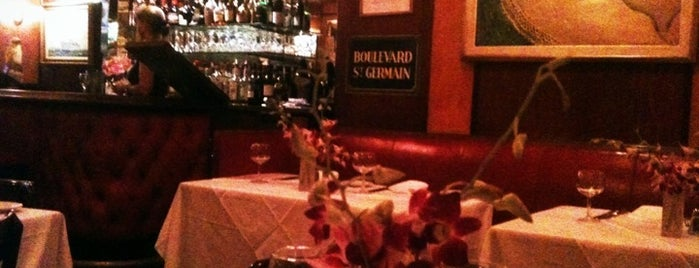 Le Veau d'Or is one of Our Favorite NYC Spots.