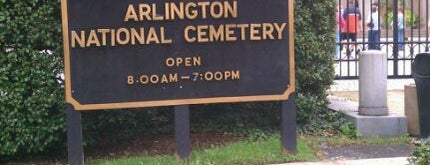 Arlington National Cemetery is one of Must see in Washington DC.