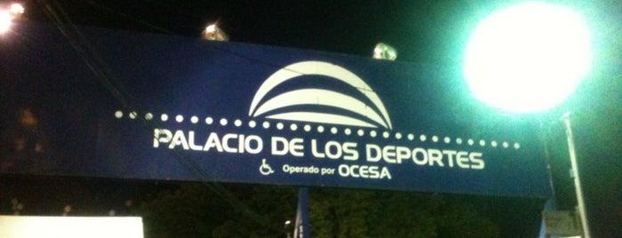 Palacio de los Deportes is one of Lugares favoritos en el D.F y Edo de Mex.