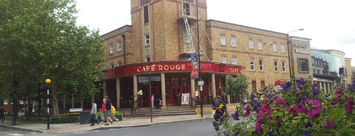 Café Rouge is one of Good eats in London - UK.