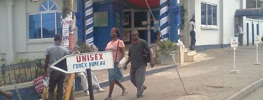 NIB is one of Kumasi City #4sqCities.