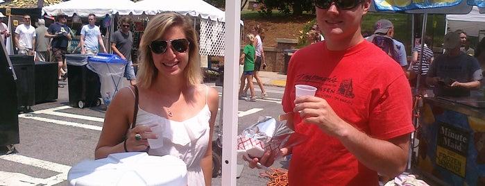 Virgina Highland Summerfest is one of Top 10 dinner spots in Atlanta, GA.