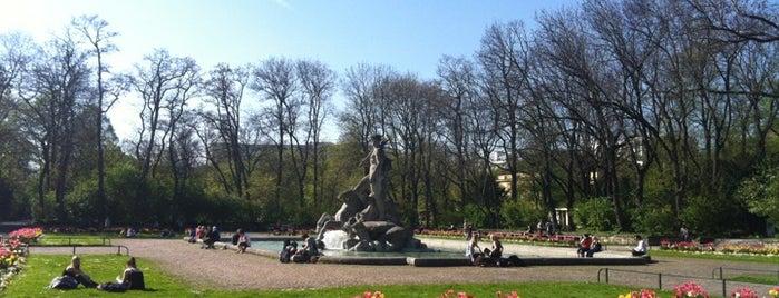 Alter Botanischer Garten is one of MUC Kultur & Freizeit.