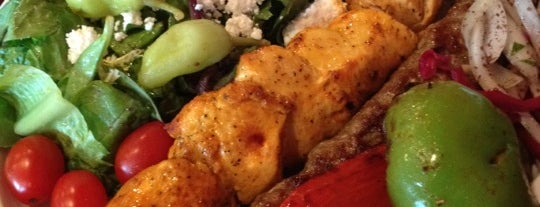 Nora's Kabob is one of Food Spots to Try.