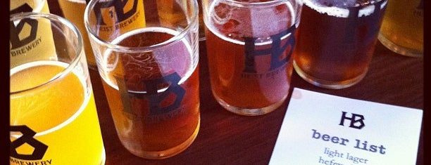Heist Brewery is one of What's Brewing in Charlotte?.