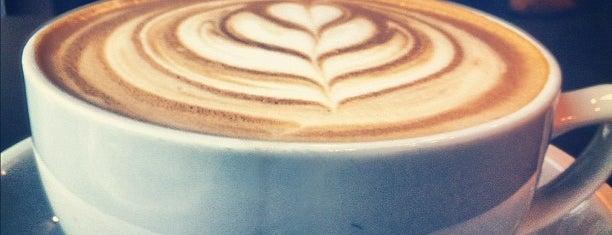 Caffé Medici is one of GOOD COFFEE.