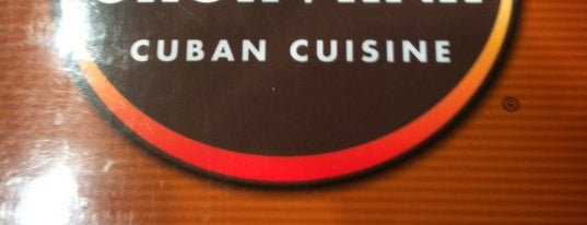 Casavana Cuban Cuisine is one of 20 favorite restaurants.