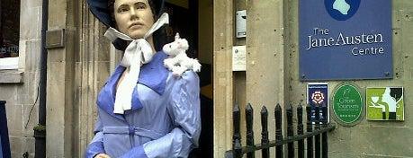 Jane Austen Centre is one of Bath.