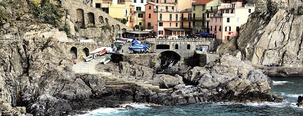 Manarola is one of Destination of the Day.