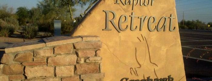 Grayhawk Raptor Retreat Neighborhood is one of Scottsdale Luxury Communities.