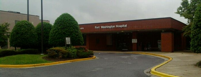 Fort Washington Medical Center is one of hospitals.