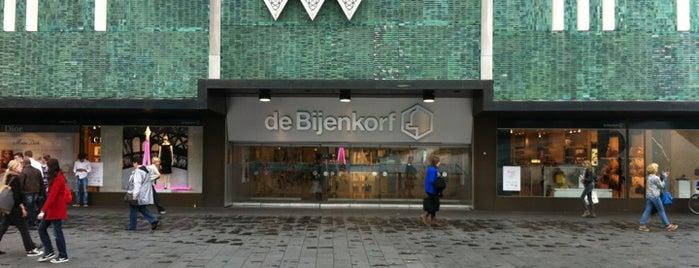 De Bijenkorf is one of Places.