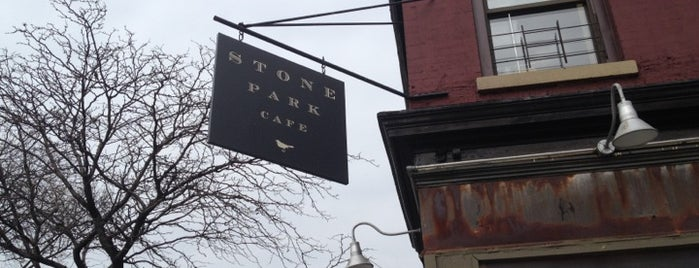 Stone Park Café is one of Guide to Brooklyn's best spots.