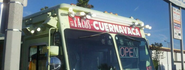 Tacos Cuernavaca is one of Chris' LA To-Dine List.