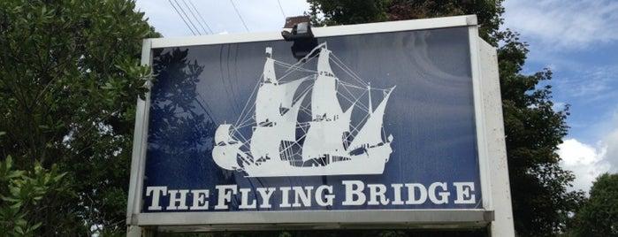 The Flying Bridge is one of Favorite Food.