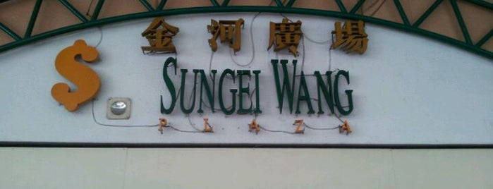 Sungei Wang Plaza is one of Shopping Mall..
