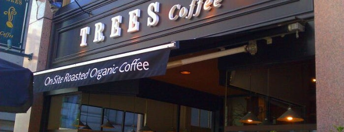 Trees Organic Coffee is one of Vancouver on the Cheap — Singles Edition.