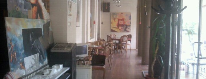 Intro Museum is one of Top picks for Cafés.