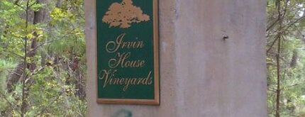 Irvin House Vineyards is one of Charleston, SC #visitUS.