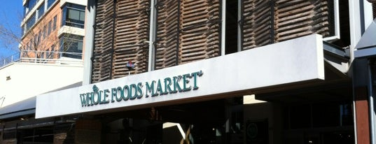 Whole Foods Market is one of SXSW Austin 2012.
