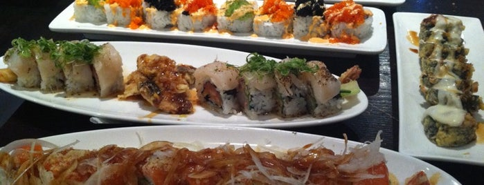 Koto Sushi Bar is one of Foodie.
