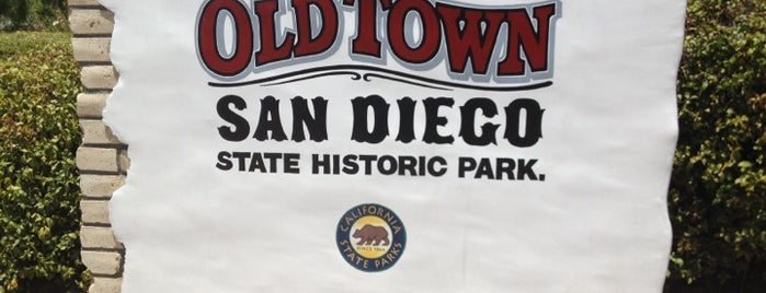 Old Town San Diego State Historic Park is one of soon.