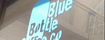 Blue Bottle Coffee is one of Favorite San Francisco Eats.