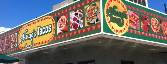 Hugo's Tacos is one of I'm in L.A. you trick!.