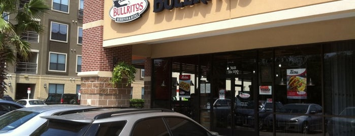 Bullritos is one of BLee's Favorite Food.