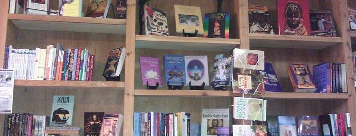 Sankofa Books & Video is one of Places to Shop.