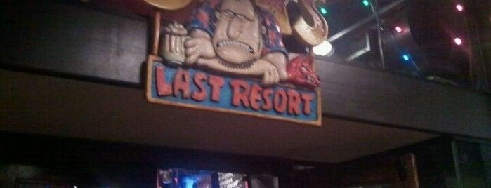 Dick's Last Resort is one of BUcket List.