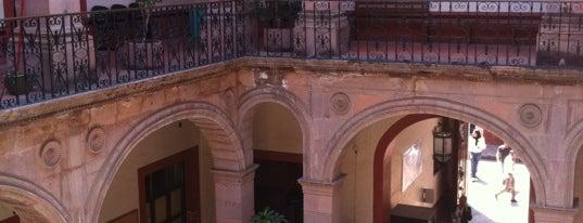 Junta Local de Conciliación y Arbitraje is one of Un (abogado) chilango en Quéretaro(y otras partes).