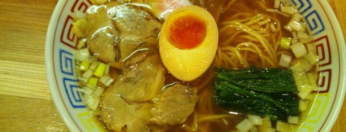 づゅる麺 豚あじ 恵比寿神社前 is one of 恵比寿のお気に入りラーメン屋さん.