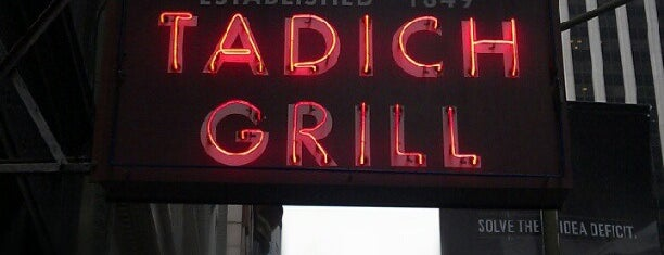 Tadich Grill is one of San Francisco no reservation.