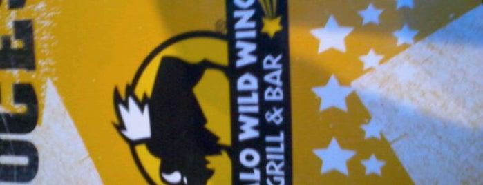 Buffalo Wild Wings is one of Akron Restaurants.