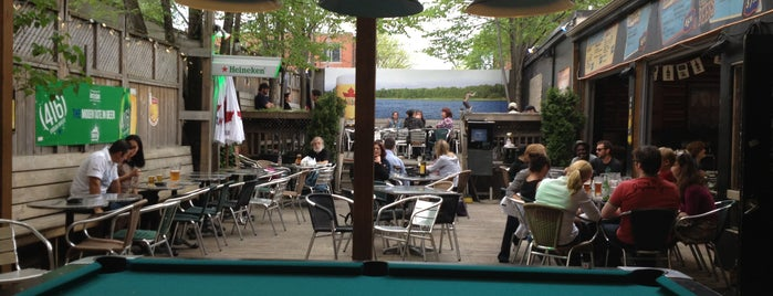 Cadillac Lounge is one of Toronto's Best Patios.