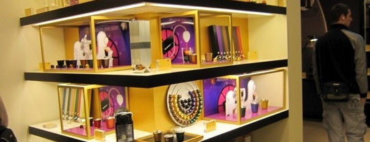 Nespresso is one of  Paris Eat .