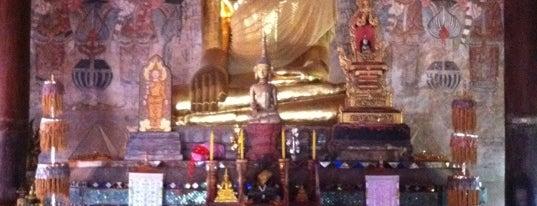 วัดหนองบัว อ. ท่าวังผา จ. น่าน is one of Holy Places in Thailand that I've checked in!!.
