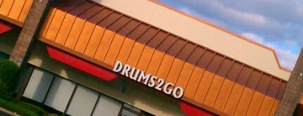 Drums 2 Go is one of Orlando - Compras (Shopping).