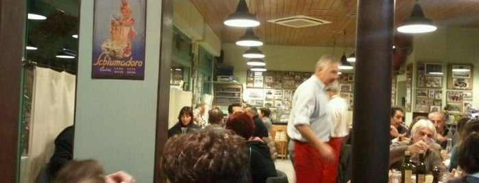 Osteria I Matetti is one of Best places to eat (@Savona).
