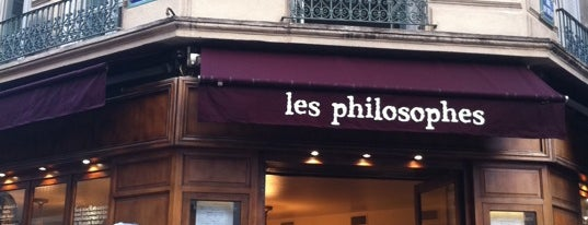 Les Philosophes is one of Paris - Food.