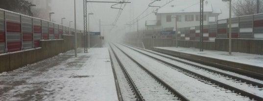 Stazione Osnago is one of Linee S e Passante Ferroviario di Milano.