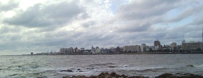 Paseo de los Pescadores is one of Montevideo City Badge - Mateína.