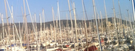 Milta Bodrum Marina is one of BURSASPOR 4sq.