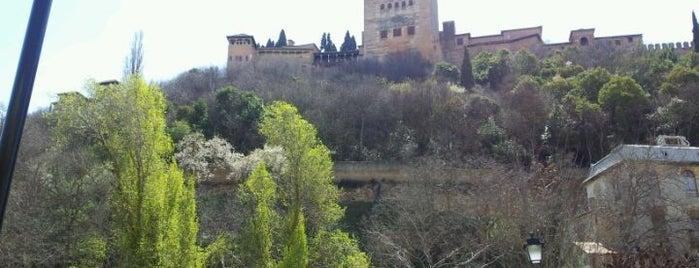 Paseo de los Tristes is one of 101 cosas que ver en Andalucía antes de morir.