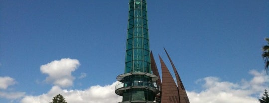 The Bell Tower is one of Best of Perth, Western Australia #4sqCities.